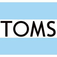 TOMS Sticker - Pack of 25