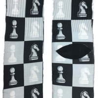 Chess Game Socks