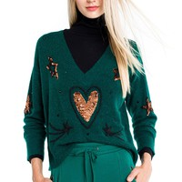 Star Love Clemente Sweater - Wildfox