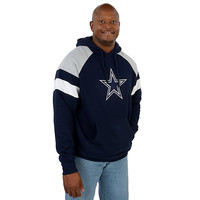 Dallas Cowboys Newton Color Blocked Hoody | Outerwear | Other | Mens | Cowboys Catalog | Dallas Cowboys Pro Shop