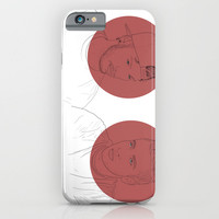 Twenty One Pilots iPhone & iPod Case by Samantha Ruiz