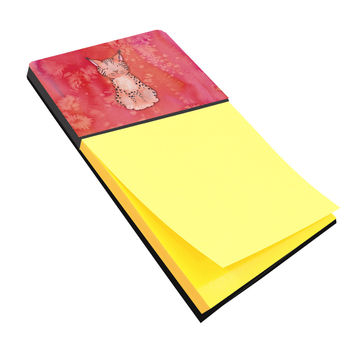 Lynx Watercolor Sticky Note Holder BB7397SN