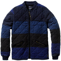 Quilted bomber jacket - Scotch & Soda