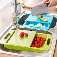 Amazon.com: Kitchen Sink Chopping Board