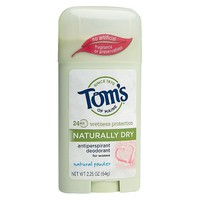Tom's of Maine Naturally Dry Antiperspirant Deod... : Target