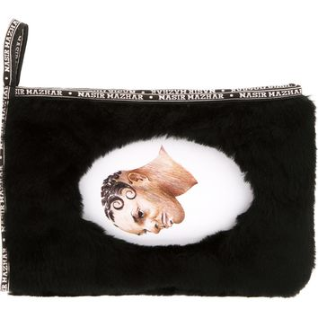 Nasir Mazhar Picture Frame Purse