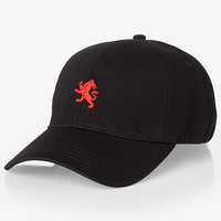 Small Lion Jersey Baseball Hat from EXPRESS