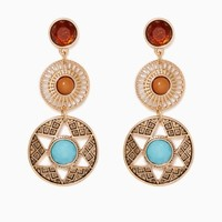 Laney Star Earrings | Fashion Jewelry - Southwest Style | charming charlie