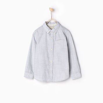 Shirt with pocket