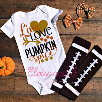 pumpkin spice shirt, pumpkin spice bodysuit, pumpkin spice baby, pumpkin spice season, starbucks bodysuit, fall baby shower gift, coffee
