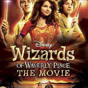 Wizards Of Waverly Place-Movie (Dvd/Ws 1.78/Sp-Fr-Both)