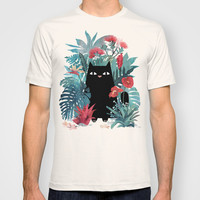 Popoki T-shirt by Littleclyde