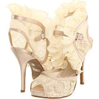 Promiscuous Kenley Lace Champagne - Zappos.com Free Shipping BOTH Ways