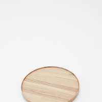 "Totokaelo - Hasami Wood 10"" Wooden Tray - $100.00"