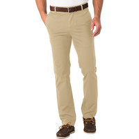 The Skipjack Pant- Trim Fit- Sandstone Khaki