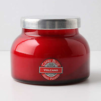 Capri Blue Jar Candle, Red Volcano One Size Candles
