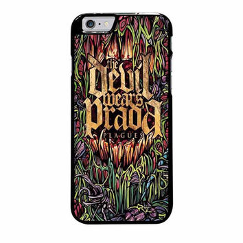 devil wears prada band cover album plagues iphone 6 plus 6s plus 4 4s 5 5s 5c 6 6s cases