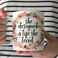 Coffee Mugs with Sayings, Coffee Mugs with Quotes, Coffee Mugs for Her, Coffee Mugs for Women, Cute Mugs, Unique Mugs, Ceramic Tea Mug (Q15)