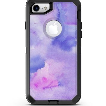 Punk Pink Absorbed Watercolor Texture - iPhone 7 or 8 OtterBox Case & Skin Kits