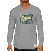 Oregon Ducks Men's Long Sleeve Tee