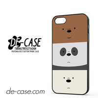 We Bare Bears DEAL-11852 Apple Phonecase Cover For Iphone 5 / Iphone 5S