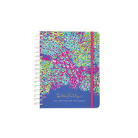 2015-2016 Lilly Pulitzer Large Agenda - Lilly's Lagoon