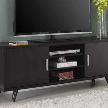 Coaster Fine Furniture Tv Console Cappuccino 700452