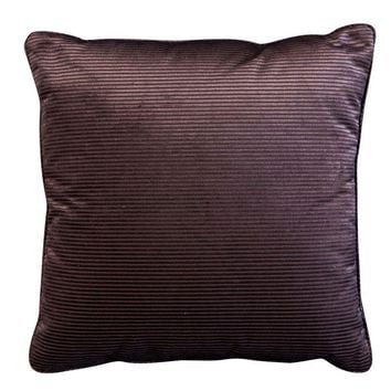 Pre-owned Giant Brown Corduroy Pillow