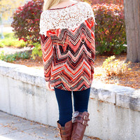 Autumn Rush Top