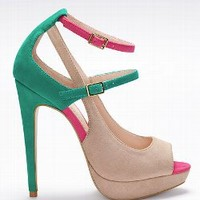 Mary Jane Platform Pump - VS Collection - Victoria's Secret