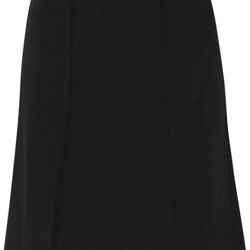 Proenza Schouler - Stretch-wool crepe skirt