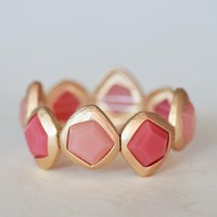 grapefruit crush bracelet at ShopRuche.com