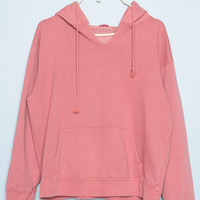 Christy V-Neck Hoodie - Sweaters - Clothing
