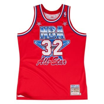 Mitchell & Ness Magic Johnson 1991 Authentic Jersey NBA All-Star