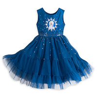 Elsa Party Dress for Girls | Disney Store
