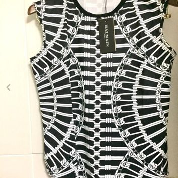 Balmain Shirt 'Size Eu Large' (Exquisite Piece! Intricate Design, Must See!)