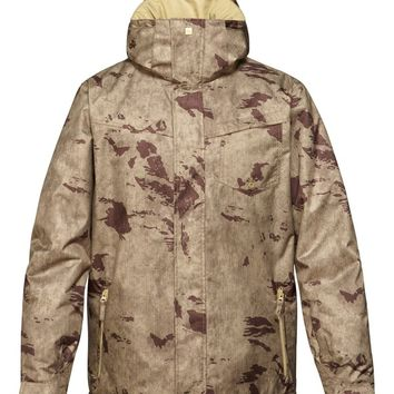 Quiksilver - Mission Printed 10K Shell Jacket