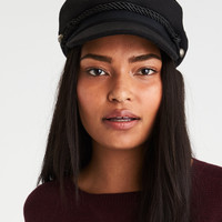AEO Baker Boy Cap , True Black