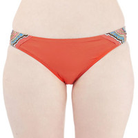 Lucky Boho Whim-sea for Yourself Reversible Swimsuit Bottom