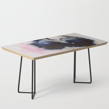 you were a daydream Coffee Table by duckyb