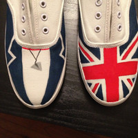 Hand Painted Harry Styles Shoes