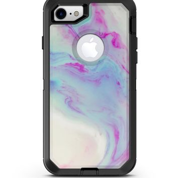Marbleized Paradise V072 - iPhone 7 or 8 OtterBox Case & Skin Kits