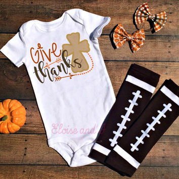 Best Baby S First Thanksgiving Outfit Products On Wanelo