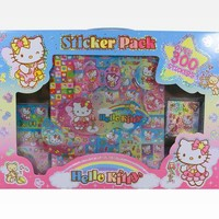 Hello Kitty Sticker Box Set: Melody
