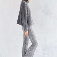 Silence + Noise Space-Dye Knit Flare - Urban Outfitters