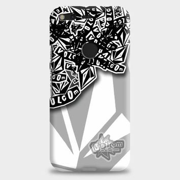 Volcom Inc Apparel And Clothing Stickerbomb Google Pixel XL 2 Case | casescraft