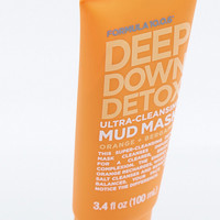 Formula 10.0.6 Deep Down Detox Mud Mask - Urban Outfitters