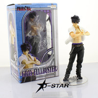 "Cool 9"" Fairy Tail Anime Gray Fullbuster the 2nd Ver. Boxed PVC Action Figure Collection Model Toy Gift Alternative Measures"
