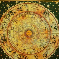 """Zodiac Indian Cotton Tapestry Wall Hanging Decor Bohemian Twin Tapestries 84"""" X 56"""": Amazon.ca: Home & Kitchen"""