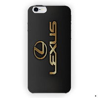 Lexus Logo Car Custom Design For iPhone 6 / 6 Plus Case